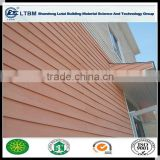 Exterior Wall Light Weight & Structural Earthquake-resistant Wood Grain Siding Panel for Buliding & Deceration Material