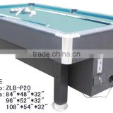 coin operated table ,coin operated billiard table,billiard table