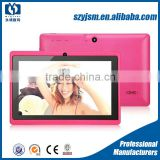 7'' TFT Dual Core 1024*600 Android 4.4 ATM 7021A Tablet PC Android Driver with Dual Camera