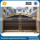 Wholesale Multifunction Design Main Sliding Iron Gate House