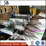 golden wheel industrial sewing machine/hair making wig machine/wig making sewing machine