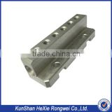 5 axis customized aluminum cnc milling machining parts