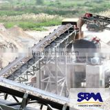 High quality sand and gravel belt conveyor for sale