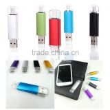 new arrival,otg usb flash drive,bulk cheap mobile phone usb flash drive 1gb 2gb 4gb 8gb 16gb 32gb 64gb 128gb