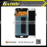 China TOP ten selling products for Samsung Galaxy S7 edge front display with digitizer assembly