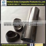 High Performance And Light Weight Carbon Fiber Muffler Pipe Exhaust Tip For Motorcycle Parts