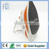 Powerful control high quality commercial laundry equipment pressing iron for shirts
