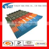 Waterproofing Corrugated Steel Sheet for Roof Tiles