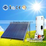 Hot Sell Copper Pipe Split Pressure Solar Water Heater