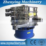 ZYD high efficiency soil sieving machine manufacturer with CE & ISO