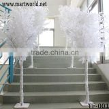 white artificial tree wedding tree decoration party and wedding decoration christmas party walk way stand(TF-001)