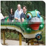Lovely Super Funy Electrical Train for Amusement Park-- Electric Worm Roller Coaster Rides for Sale