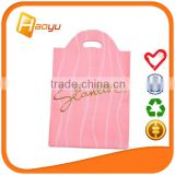 Wholesale Alibaba plastic carry bag design with lace handle