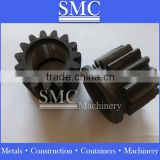 Worm Gear,machining aluminum spur gear,Thermal Refined Rack Gear and Pinion