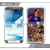 Printing skin sticker for Samsung I9000 Galaxy S2