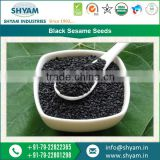 Superior Quality 100% Organic Black Sesame Seeds at Lowest Range Price