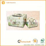 Package box manufacturer customize paper box corrugated carton cake box                                                                                                         Supplier's Choice