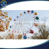 landmark large ferris wheel ride direct ferris wheel manufacturers 20m/30m/42m/50m/65m Giant ferris wheel for sale