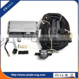 cng gas kit electronic control unit