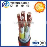Fire-resistant low voltage xlpe insulated steel wire armoured power cable