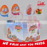 For girl Kinder chocolate bean with toy surprise egg