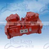 k3v series tandem hydraulic pump of k3v63/112/140/180dt