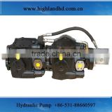 Highland factory direct sales efficient hydraulic pump gaskets