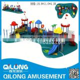 Classic Design Children's Outdoor Play Set for Amusement Park Nature Series LE-NA019