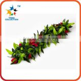 leaf shape fashion design hawaii lei