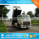 Japen Hino dump truck 10 wheel tipper truck,20t-30t tipper lorry,6x4 dumper for sale                                                                         Quality Choice
