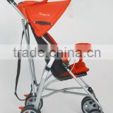 Cute and lovely adjustable canopy shock absorption umbrella baby stroller pushchair buggy jogger