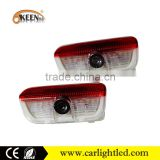 12V Car Led Door Courtesy Shadow Ghost Laser Projector Lights for VW Tiguan