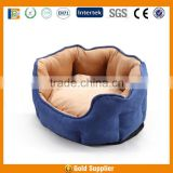 faux suede and soft fleece puppy mattress warm dog couch