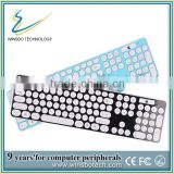 The perfect touch tablet pc wireless keyboard mouse/colored wireless keyboard and mouse combo/3D 2.4G Wireless Optical Mouse