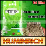 Huminrich 99% Dust Free Prevent Moisture Exporters Cat Litter                                                                         Quality Choice