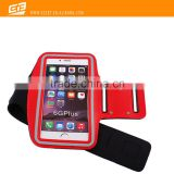 For apple iphone 6 sports armband, mobile phone Sport Armband Case with Key Holder and Headphone