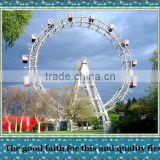 factory direct rides 50m Large amusement park rides Giant playground ferris wheel