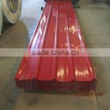 PE/PVC/PVDF Paint And JISG3312/EN10169 Of Powder Coated Galvanized Steel Sheet 2mm Thick