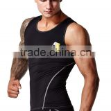 Fitness tights Bodybuilding tights Newest design Rash Guards Compression shirt/Tight skin Compression wear Gym Vest