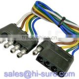 trailer 5 Pole/Way flat plug wire harness