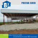 firm structure long lifespan prefab storage shed building