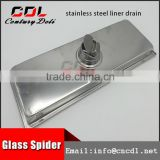 304 316 inox drain hopper auto-close floor drain modern drain