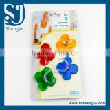 Trade Assurance PVC plastic decorative hooks removable suction cup sucker window bathroom wall kitchen suction cup/cheap promoti