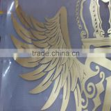 A4 laser crown heat transfer dark on cut transfer paper,PET