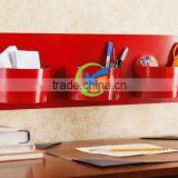 New design Metal wall office stationery holder