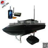 HYZ-70A Fishing Boat Driving 500m with Twin Hoppers Remote Control Bait Boat with Fish Finder