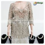 wholesale fashion embroidered ladies crochet Women Vintage pictures-of-long-skirts-and-tops for dress