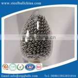 Drilled hole or thread hole soild hollow Soft Unhardened Carbon Steel sphere hemisphere