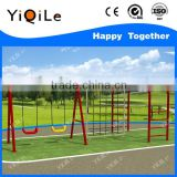 Customized canvas outdoor swing outdoor baby swing frame outdoor gazebo swing