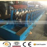 High frequency automatic Highway guardrail crash barrier roll forming machine/machine manufacturers